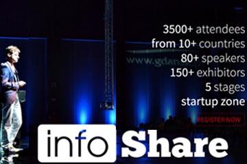 rASiA com с гордостью рекомендует  InfoShare 2015 | Международный инновационный Форум rASiA.COM