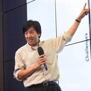 Gino Yu   International Innovation Forum rASiA.COM